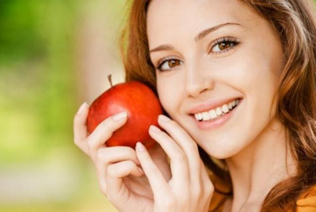 ماسک سیب برای پوست های خشک و چرب