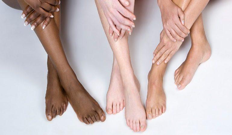 تاثیر رنگ پوست بر میزان اثربخشی لیزر موهای زائد